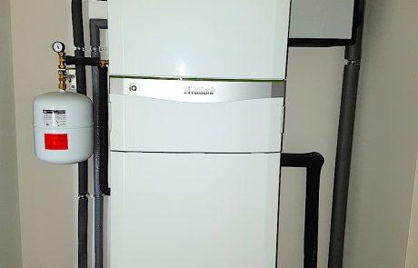 Die flexo compact Wärmepumpe von dem Kompetenzpartner Vaillant der Glesiener Haustechnik