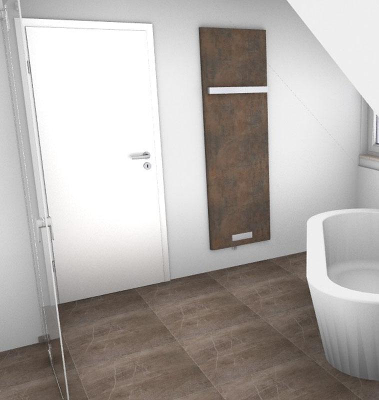 3D Planung Türbereich